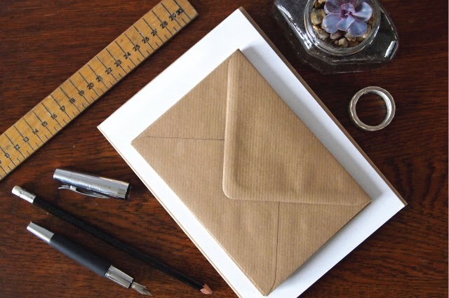 Alfies Studio Letter Writing Stationery Set - Envelopes and A5 writing paper