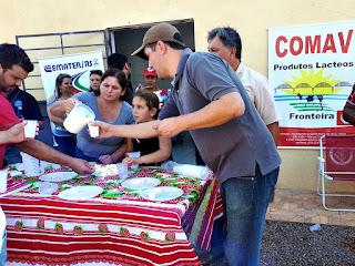 Primeira Agroindústria de Manoel Viana...
