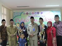 Kontingen Banten Raih Juara I Pada Cabang Seni Pidato Bahasa Indonesia