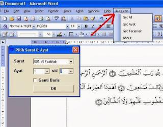 Qur'an Word