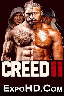 Creed II (2018) [WEBRip] [720p] [1080p] Proper HDRip 400MB | 800MB ESubs Download Now