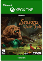 Seasons After Fall Game Cover Xbox One