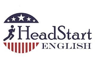 HeadStart English logo
