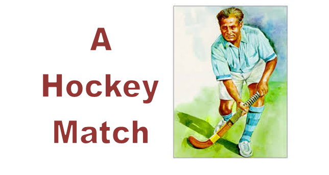 a hockey match english essays for students  zahid notes a hockey match english essays for students of th class