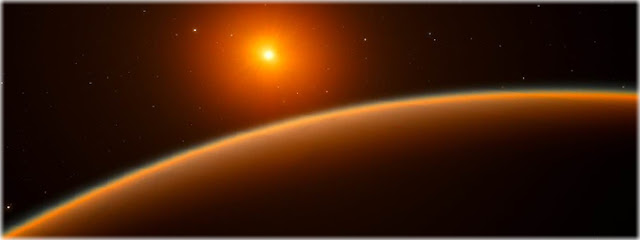 Descoberta de uma Super-Terra na zona-habitável