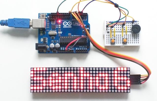 Painel de Senhas com Arduino