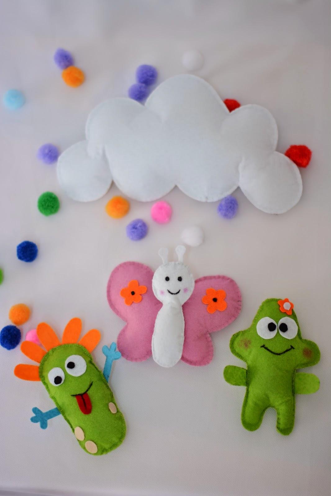 Çocuk Odası İçin Duvar Süsü Yapımı