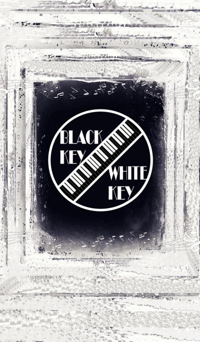 PUABI 'W (Black key =/= White key)