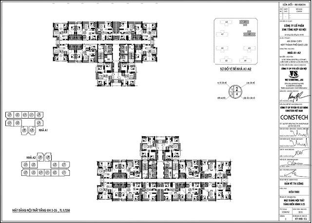 mặt bằng chung cư an bình city tòa A1,A2