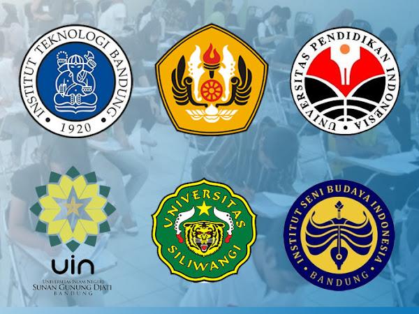 Program studi favorit di PTN Bandung 2017