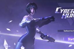Cyber Hunter, Game Battle Royale Futuristik