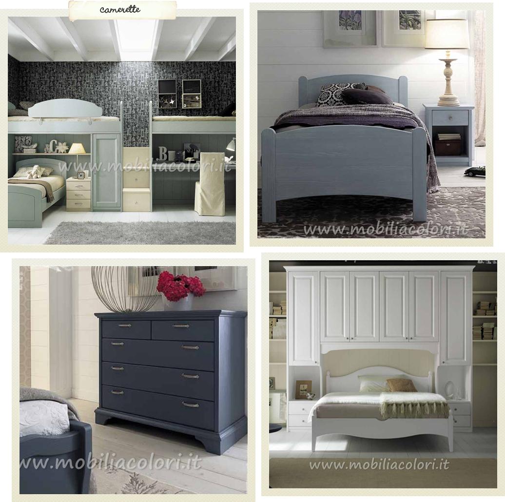 Una nuova camera da letto shabby chic interiors for Casa con una camera da letto