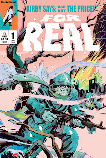 For Real #1 Cover