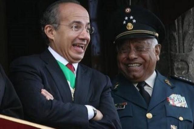 Calderón dona pensión de 205 mil pesos, pero conserva guardias que cuestan 817 mil