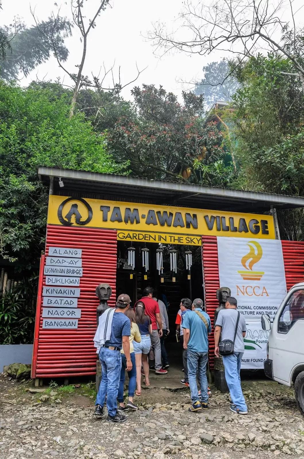 Tam-awan Village Baguio City Cordillera Administrative Region