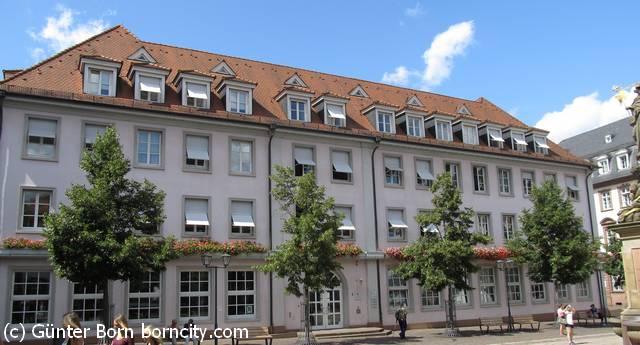 Gebäude am Kornmarkt