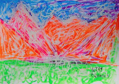 Современная живопись, modern art, contemporary art