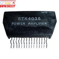 STK4036 IC khuếch đại nguồn