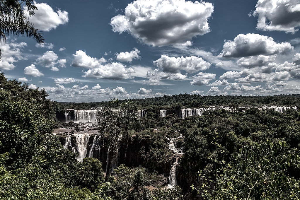 cataratas de Iguazu, Brasil