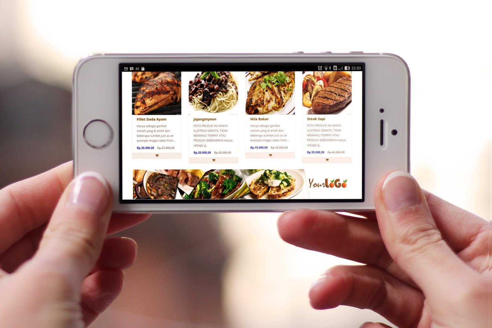 Bisnis Delivery Makanan Online