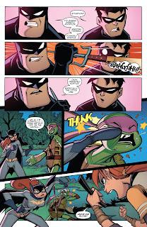 Las aventuras de Batman y las Tortugas Ninja vol. 1 de Matthew K. Manning y Jon Sommariva - ECC Ediciones