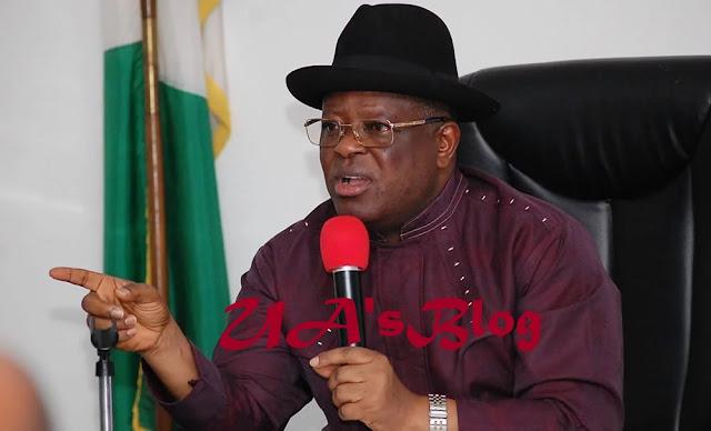 Looters now hide Nigeria's money in burial grounds – Umahi
