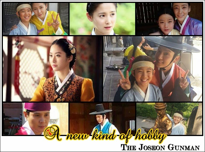 The Joseon Gunman lee jun ki