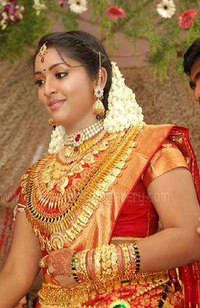 Kerala Traditional Gold Bridal Necklace Designs ...