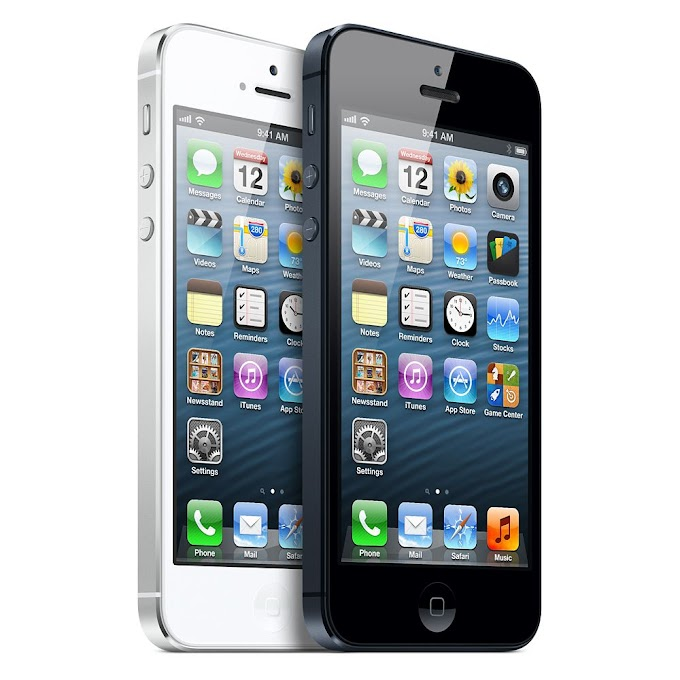 Get Apple iPhone 5 (32GB) with 1-year Warranty for ₦38,000 at ArykPHONES