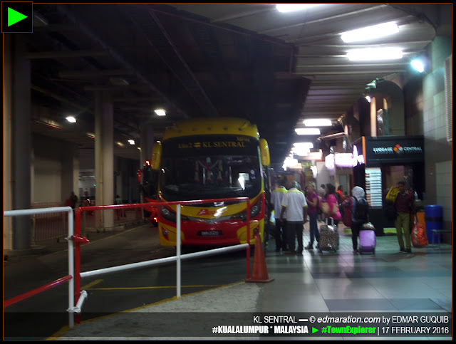 KL SENTRAL BUS STATION