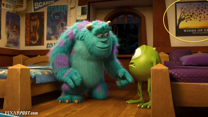 Monsters University Clip Mike Chases Archie The Scare Pig Pixar Post