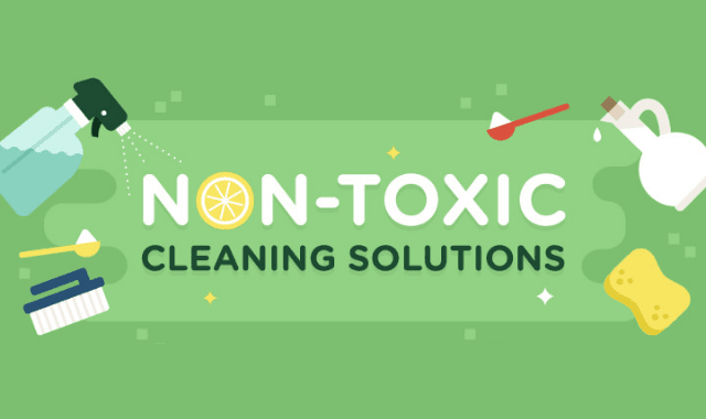 Non-Toxic Cleaning Solution