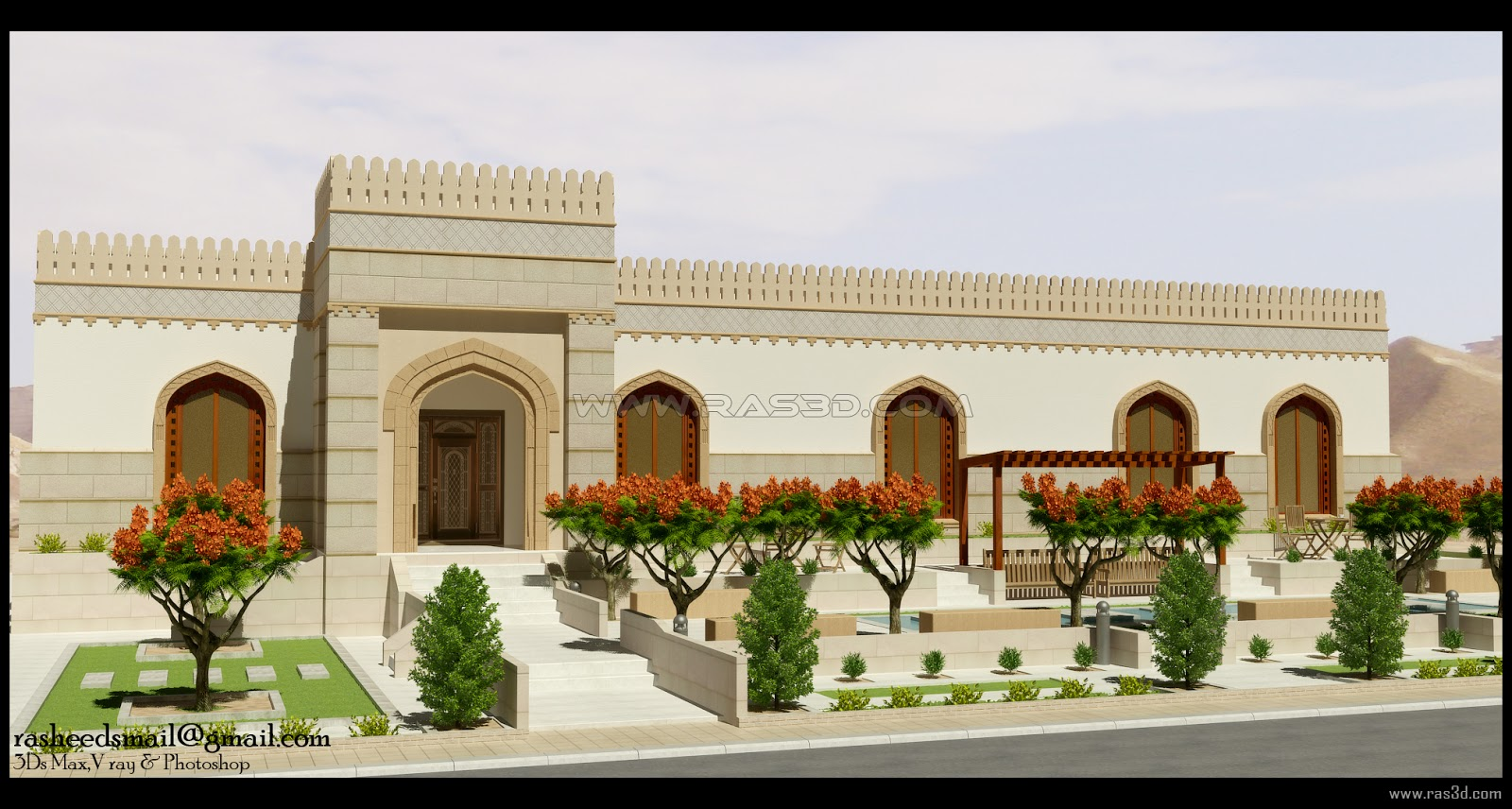 3D Designer / Visualizer - Events, Exhibitions, Interiors ...