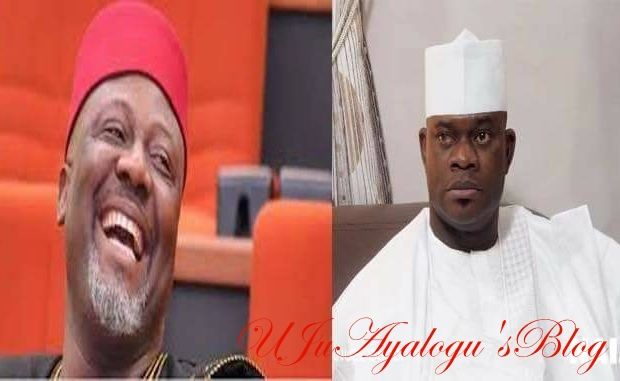 Dino Melaye's recall: Senate again 'knocks' Governor Yahaya Bello over reckless spending of resources