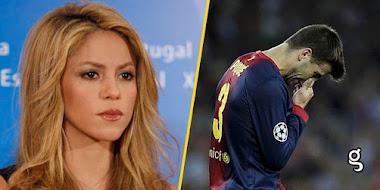 ¡FUERA! Shakira quiere sacar a Piqué del Barcelona por esta razón.