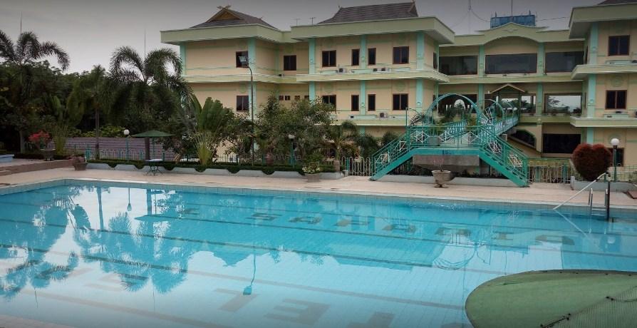 Hotel Penginapan Dan Akomodasi Lainnya Di Rokan Hulu