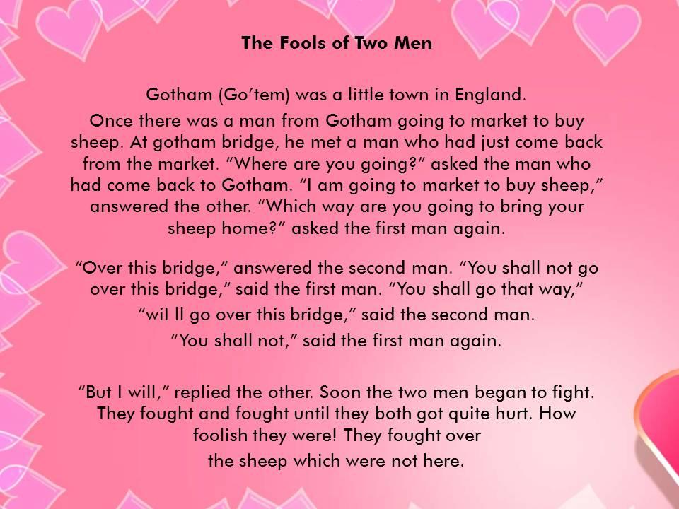 Cerita Bahasa Inggris Mudah