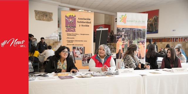 Más de 30 organizaciones comunitarias participaron de la Casa Abierta PASEC