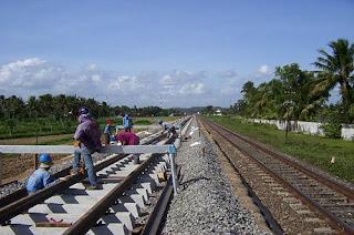 Bangun Jalur Kereta Api Aceh – Lampung Butuh Rp50 Triliun