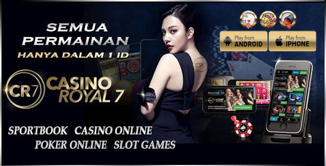 CasinoRoyal7.Poker Agen Domino Qiu Qiu