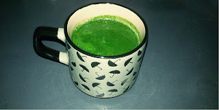 Spinach Soup Palak Soup Food Recipe