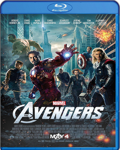 The Avengers [2012] [BDRip] [1080p] [Latino]