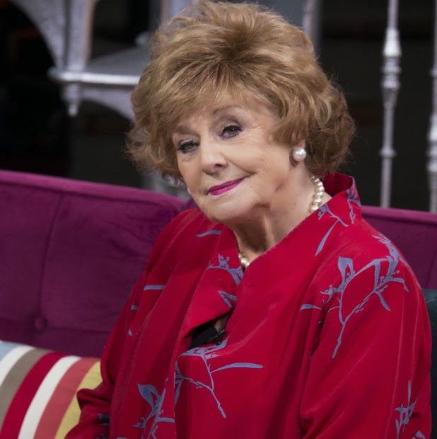 Coronation Street Blog Barbara Knox On This Morning