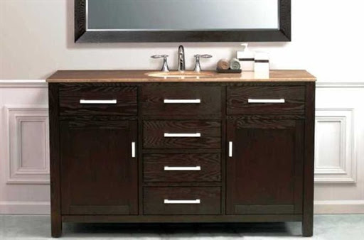 Buy the Best Bathroom Vanities and Cabinets with Tops Clearance