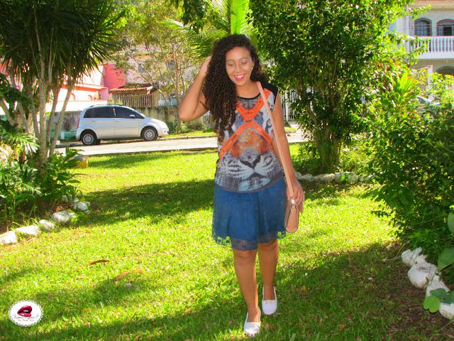 Como usar tênis branco dica de look Blog Vamos Papear