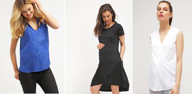 d00042522 DE LUNARES Y NARANJAS  Maternidad  tres marcas de ropa que tienen ...