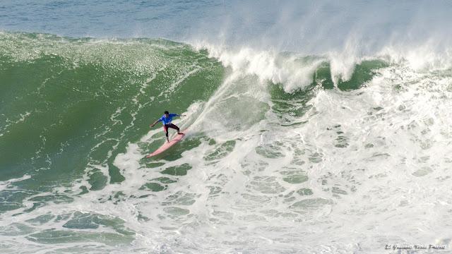 Punta Galea Challenge, las olas grandes por El Guisante Verde Project