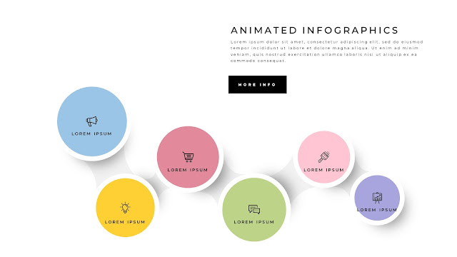 Animated Infographic PowerPoint Design Template