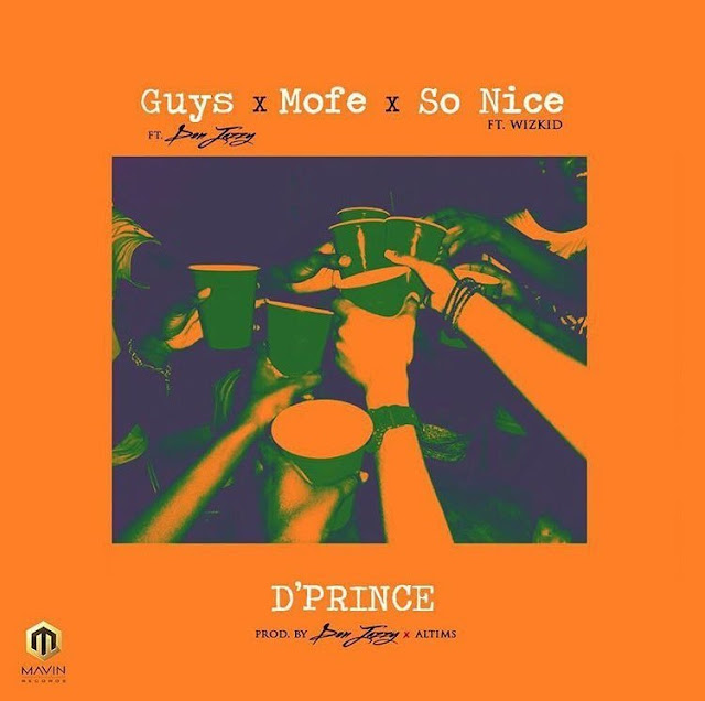 MUSIC: D'Prince – So Nice ft. Wizkid