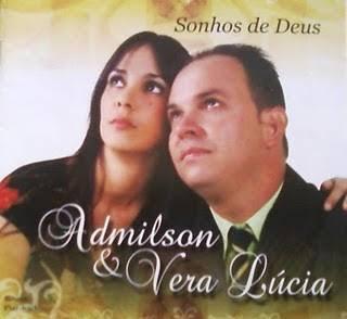 Baixar CD Sonhos De Deus Admilson E Vera Lúcia Voz E Playback MP3 Gratis